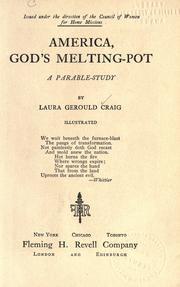 America, God's melting-pot PDF