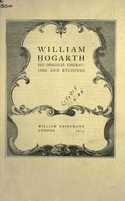 William Hogarth by William Hogarth