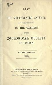 Zoological Journal of the Linnean Society.