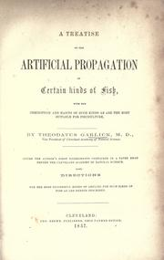 A treatise on the artificial propagation of certain kinds of fish PDF