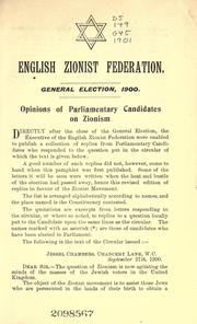 General election, 1900