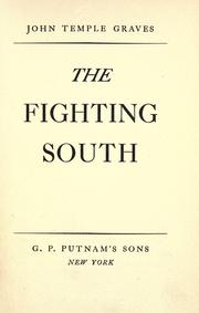 The fighting South PDF