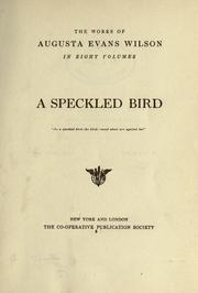 A speckled bird PDF