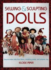 Sewing & sculpting dolls PDF