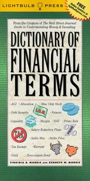 Dictionary of financial terms PDF