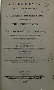 Academic unity PDF
