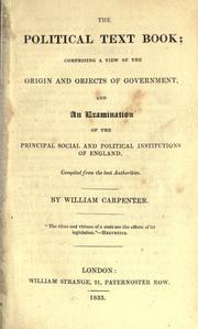 The political text book PDF