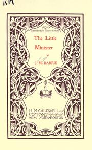 The little minister PDF