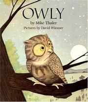 Owly by Mike Thaler