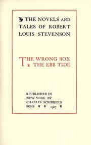 The wrong box ; The ebb-tide PDF