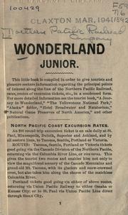 Wonderland junior PDF