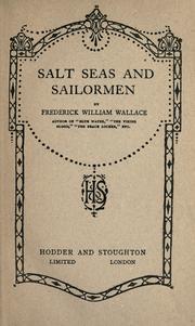 Salt seas and sailormen PDF