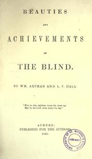Beauties and achievements of the blind PDF