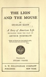The lion and the mouse PDF