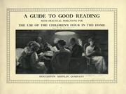 A guide to good reading PDF
