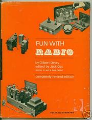 Fun with radio by Gilbert Davey