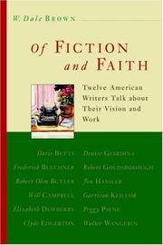 Of fiction and faith PDF
