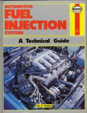 Automotive fuel injection systems by Jan P. Norbye