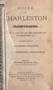 Cover of: Guide to Charleston illustrated by Arthur Mazÿck