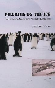 Pilgrims on the ice by T. H. Baughman