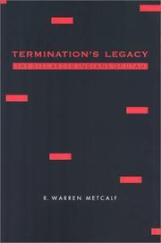 Termination's Legacy PDF