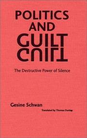 Politics and Guilt PDF
