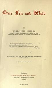 Over fen and wold by James John Hissey