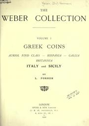 The Weber collection by Hermann Weber