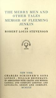 The  works of Robert Louis Stevenson by Robert Louis Stevenson
