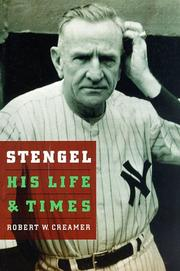 Stengel by Robert W. Creamer