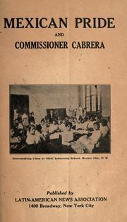 Mexican pride and Commissioner Cabrera PDF