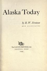 Alaska today PDF