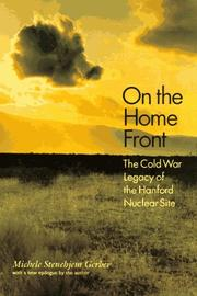 On the home front by Michele Stenehjem Gerber