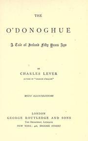 [Charles Lever's novels PDF