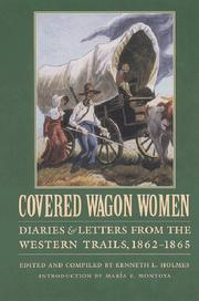 Covered Wagon Women, Volume 8 PDF