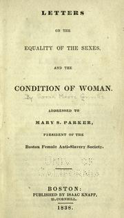 Sarah grimke letters on the equality of the sexes galleries 2