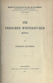 Grundriss der indo-arischen Philologie und Altertumskunde (Encyclopedia of Indo-Aryan research) by Georg Bühler