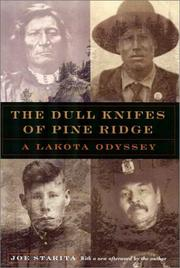 The Dull Knifes of Pine Ridge by Joe Starita