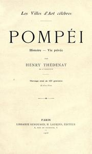 Pompi by Henry Thdenat