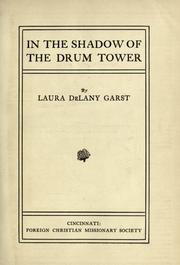 In the shadow of the Drum Tower PDF