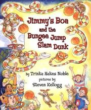 Jimmy's boa and the bungee jump slam dunk PDF
