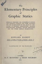 The elementary principles of graphic statics, specially prepared for students of science and technical schools, and those entering for the examinations of the Board of Education in building construction, machine construction, drawing, applied mechanics, and for other similar examinations PDF
