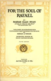 For the soul of Rafael PDF
