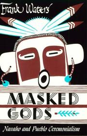 Masked gods by Waters, Frank