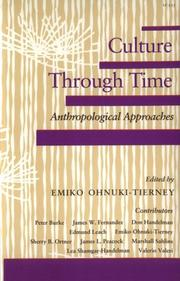 Culture Through Time PDF