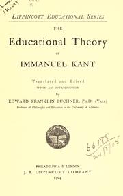 Educational theory PDF