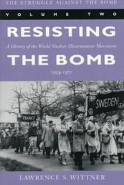 The struggle against the bomb PDF