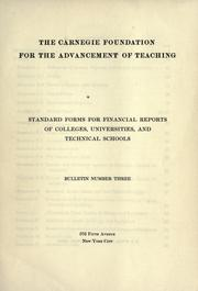 The financial status of the professor in America and in Germany by Carnegie Foundation for the Advancement of Teaching.