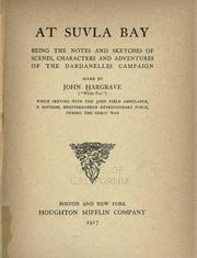 At Suvla Bay by Hargrave, John