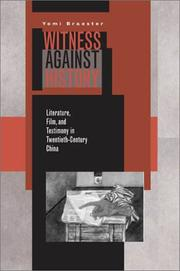 Witness Against History PDF